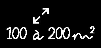 100 à 200 m2