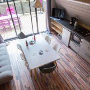 Intérieur de notre chalet cottage confort