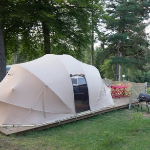 Ecochique Tent