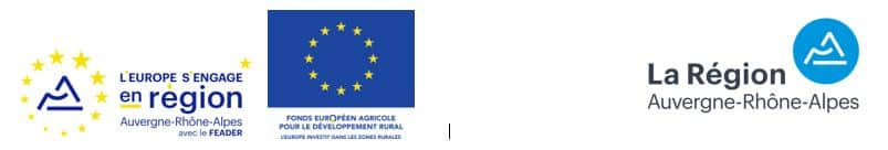 Aide de l'Union Européenne et de l'Auvergne